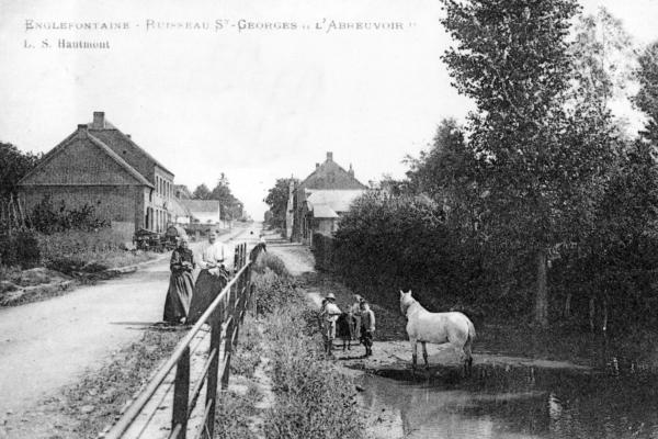 Ruisseau St-Georges - l'abreuvoir