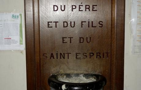 Bénitier