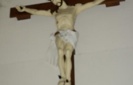 Christ en Croix