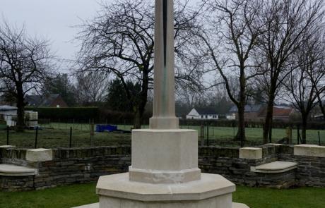 Croix - cimetière des anglais