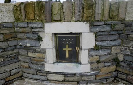 Registre - cimetière des anglais
