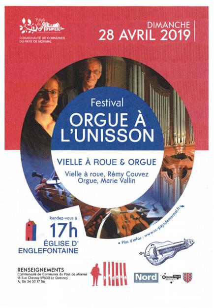 orgue unisson